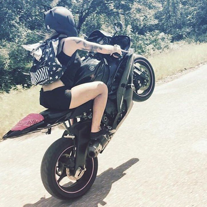 miss tizzle motorcycles