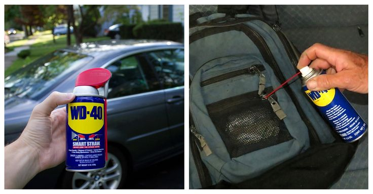 30 Hacks That Prove WD-40 Is God's Gift To The World