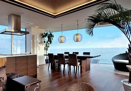 非日常に誘う浮遊する家|建築実例|高級注文住宅│アーネストアーキテクツ