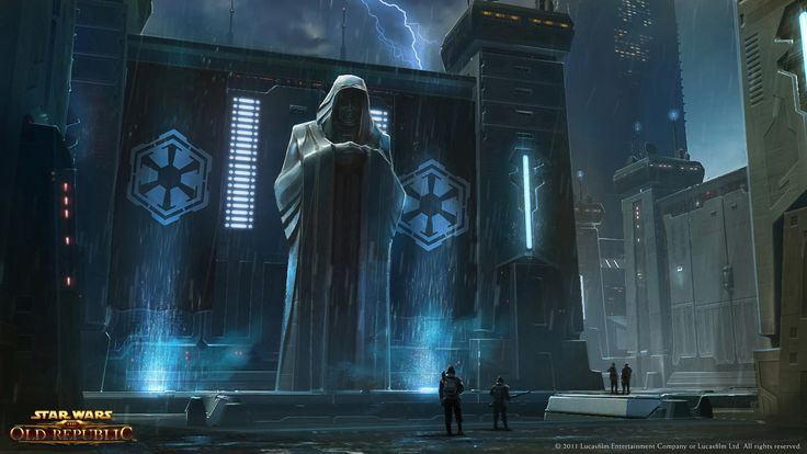 Dromund Kaas Star Wars: The Old Republic | Concept Art