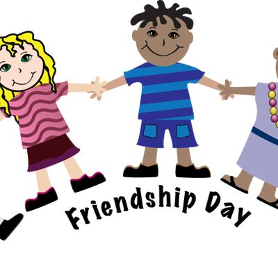 HAPPY WORLD FRIENDSHIP DAY TO EVERYONE!!!! http://webclipart.about.com/od/special/ss/National-Friendship-Day.htm