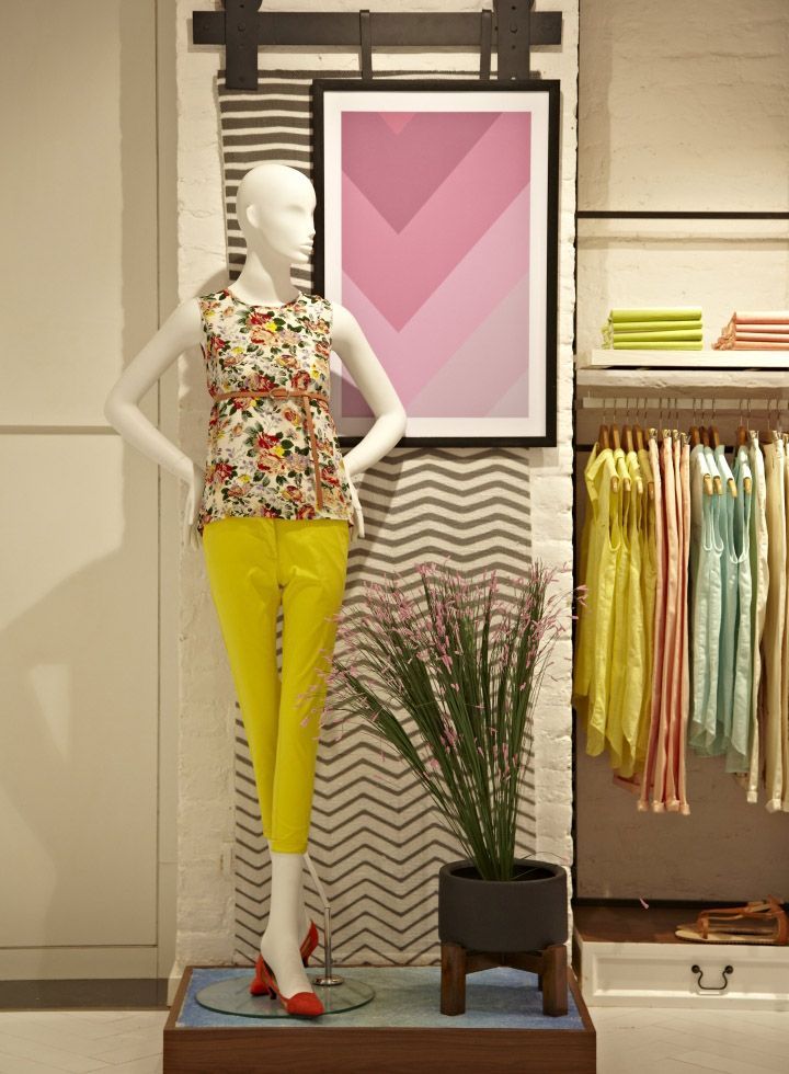 Solly by Allen Solly Store by Restore, New Delhi – India » Retail Design Blog