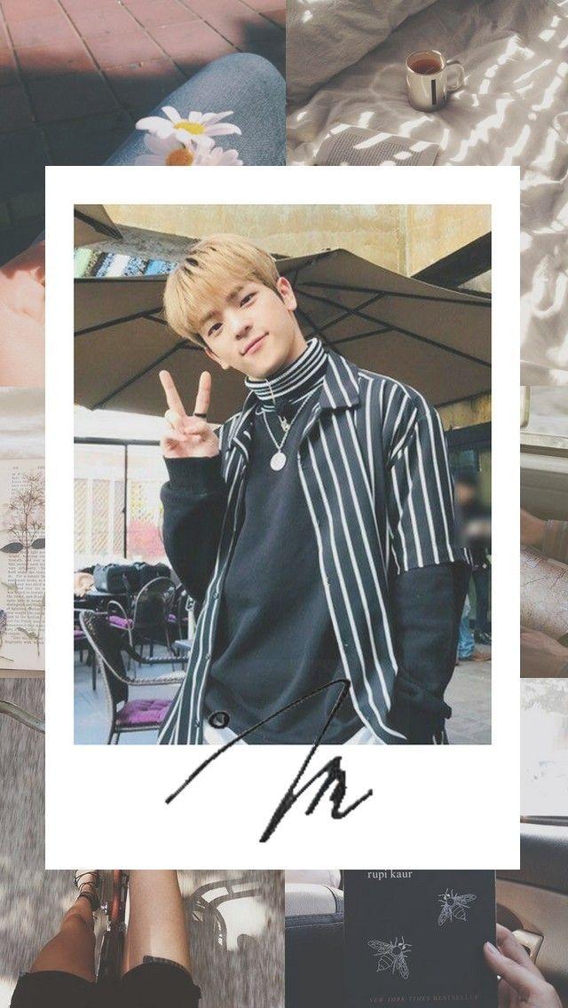 """Straykids ̊¤íŠ¸ëˆì´í'¤ì¦ˆ ̚°ì§"""" Woojin Wallpapers Wallpaper Selfie Signature Credit To Tennyandherkpopedits From Tumblr Kids Wallpaper Kids Tumblr Stray"""