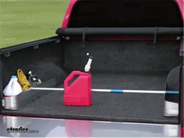 access ezretriever and g2 galvanized aluminum truck bed storage pockets