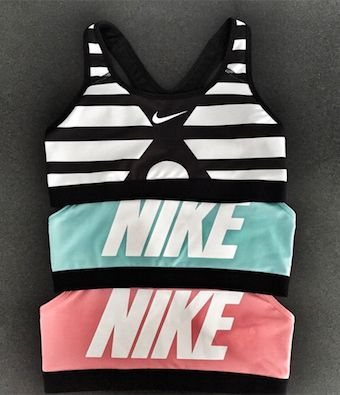 Love the black and white one! nike pro #fitspo