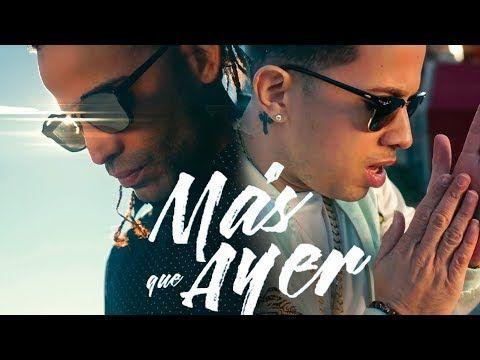 Arcangel y De La Ghetto - Más Que Ayer [Official Video] - YouTube