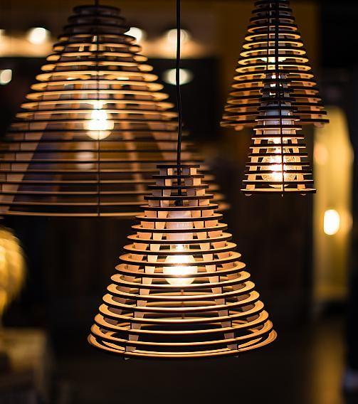 Hetlichtlab   No.28 Hanglamp Cone Medium   Alle lampen   Verlichting  