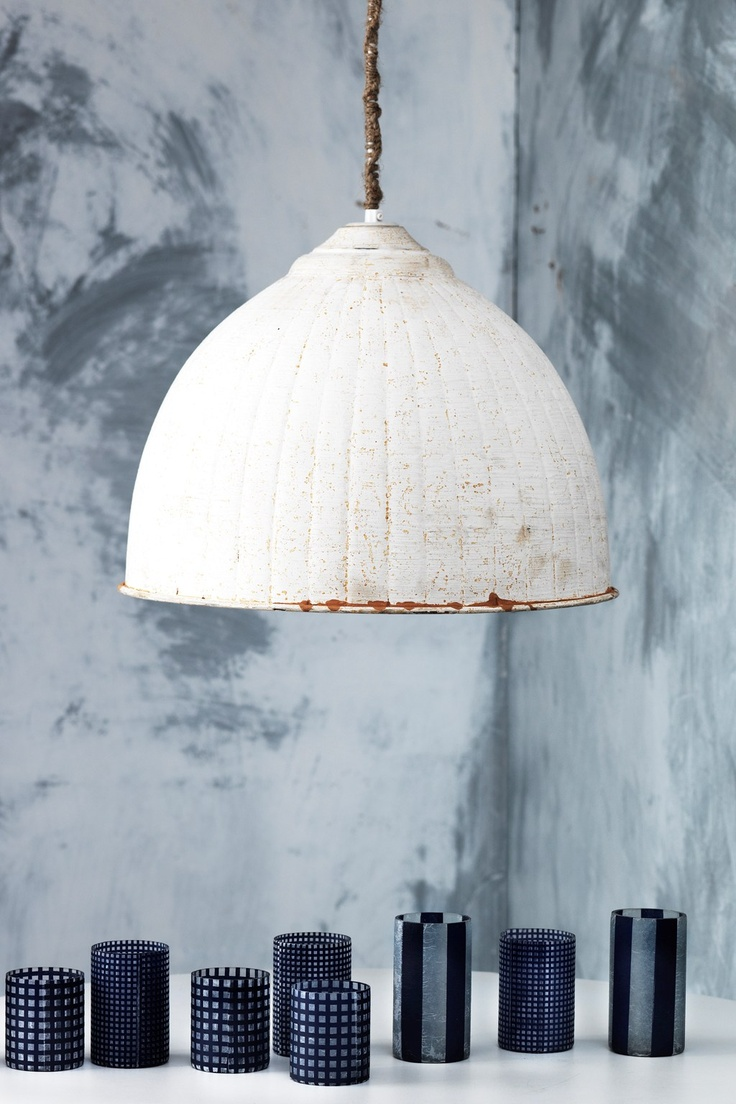 Rustic Hanging Pendant - Lighting - French Connection