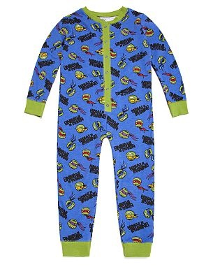 Teenage Mutant Ninja Turtles Onesie  from £8.00