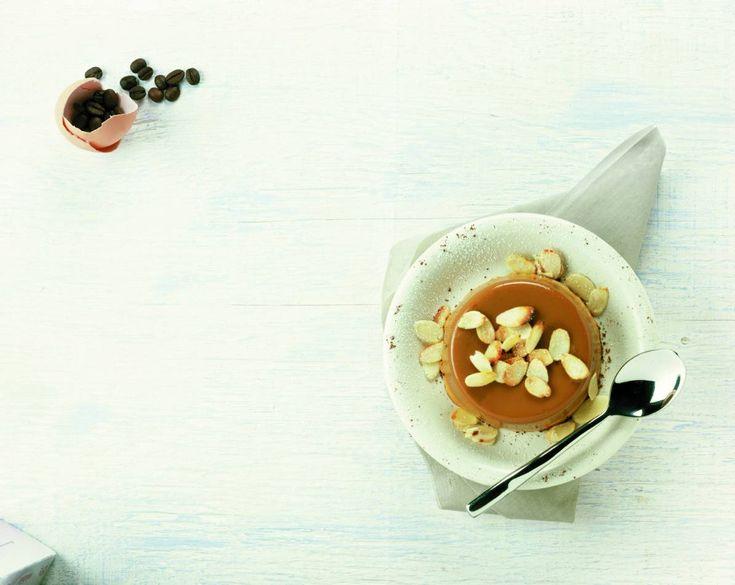 Dessert semplice al caffè