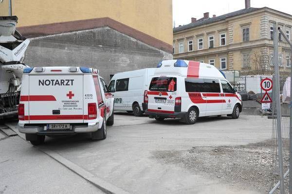 Schwerer Arbeitsunfall in Steyr