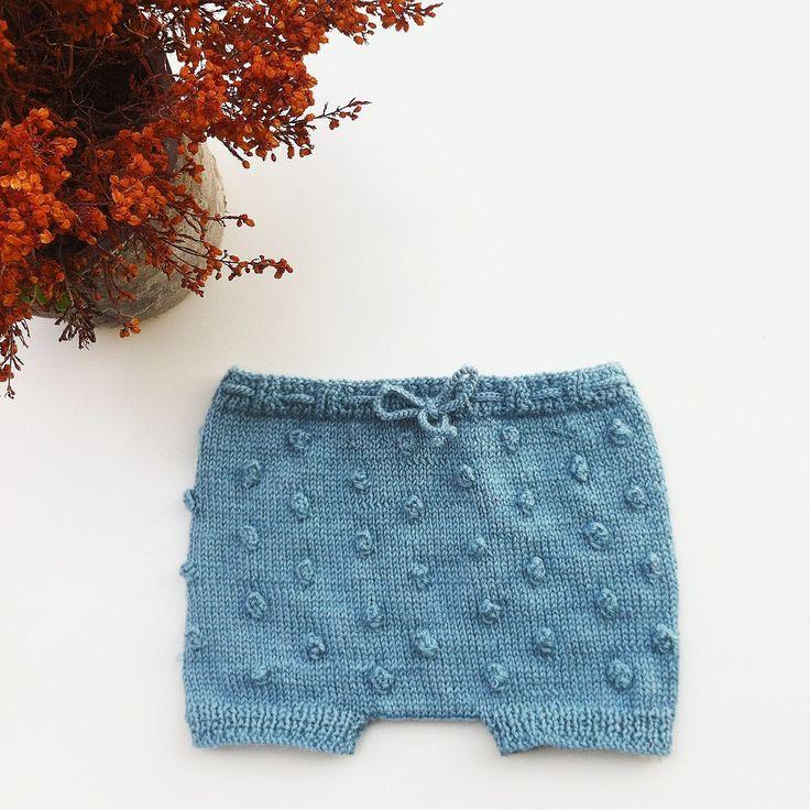 baby pants Rita - by minaminina