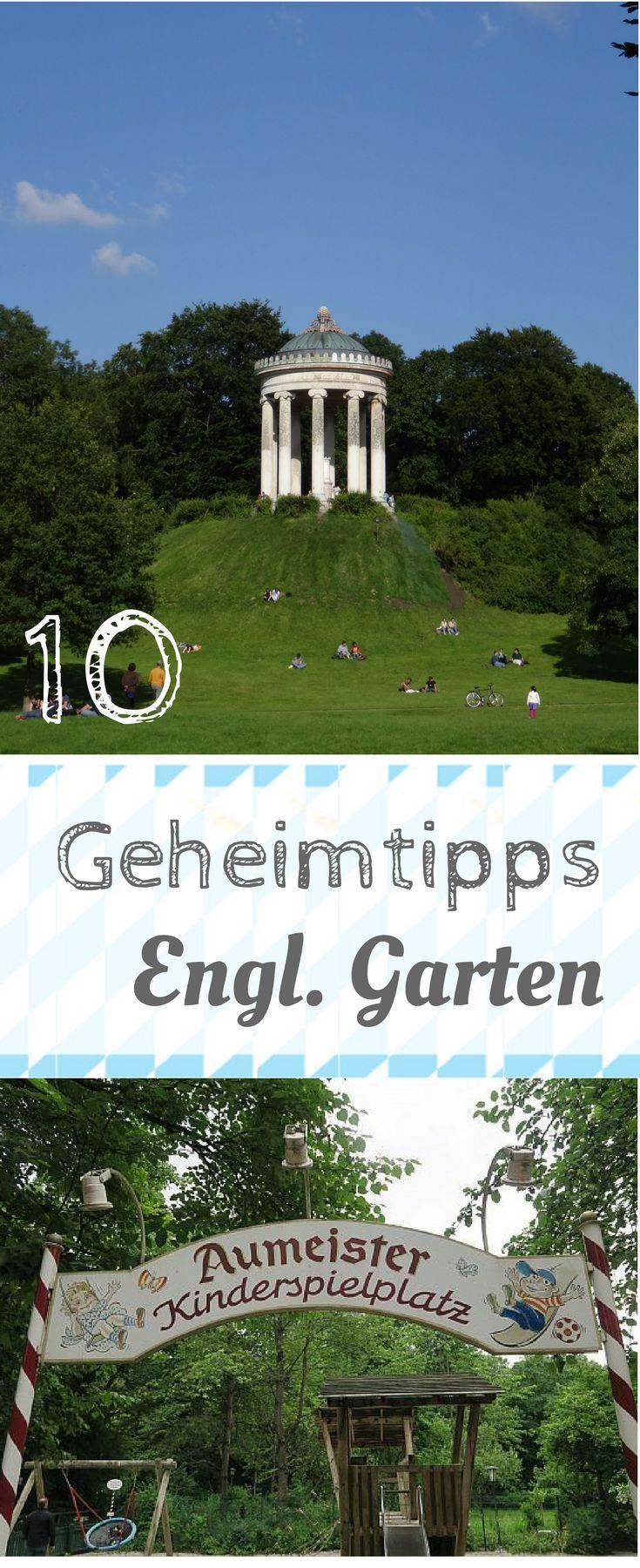Der Englische Garten mit Kindern ist ein Traum - wir verraten unsere Lieblingsorte dort