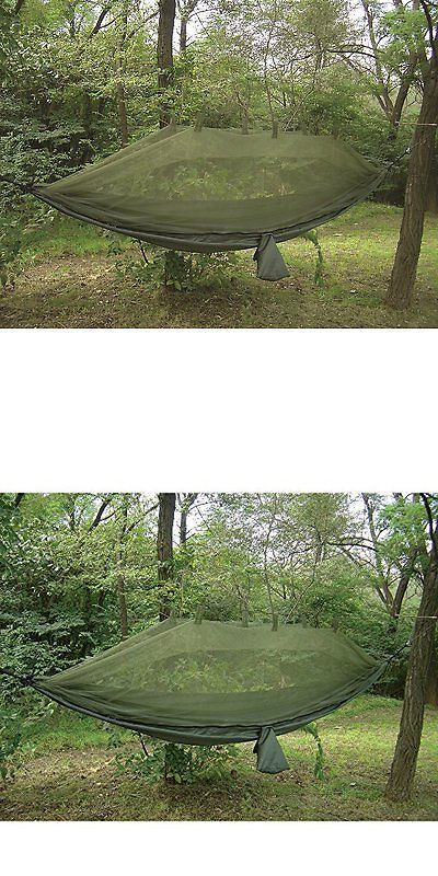 Hammocks 159030: Snugpak Jungle Hammock With Mosquito Net, Olive -> BUY IT NOW ONLY: $55.29 on eBay!