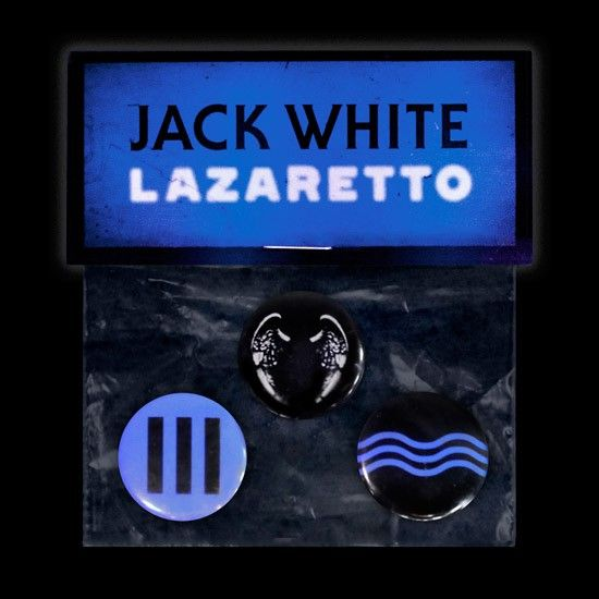 Lazaretto Tour Shirt