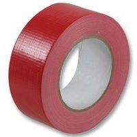 From 2.48:1 Roll Gaffer Tape Red 48mm X 50m Gaffa Duct Duck Packing Cloth Book Binding