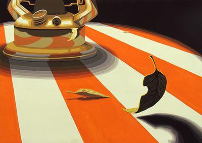 2014年度 多摩美術大学 プロダクトデザイン専攻 合格者再現作品:色彩構成