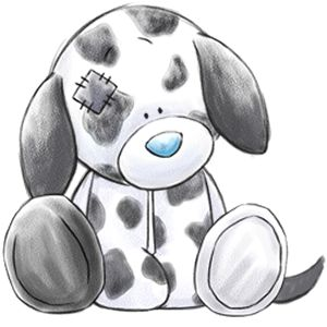 29 - Splodge The clumsy dalmatian who;s always in a spot of bother ... but knows you'll be there to look out for him.