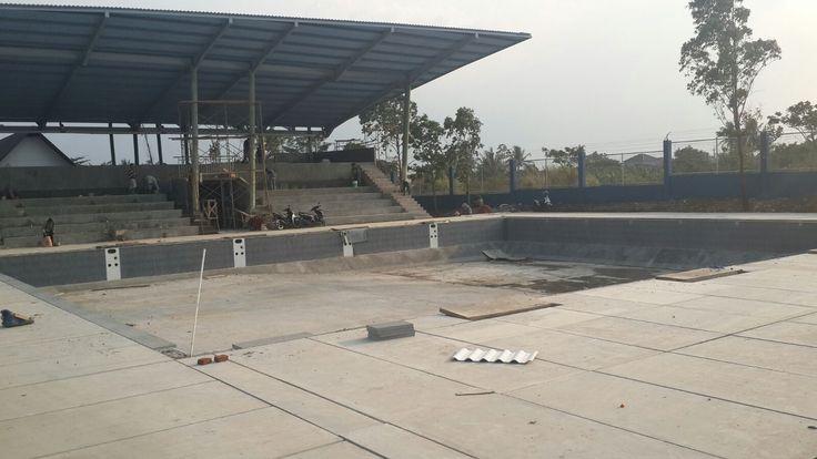 Swimming Pool CBCS - HCS - Kota Baru Parahyangan