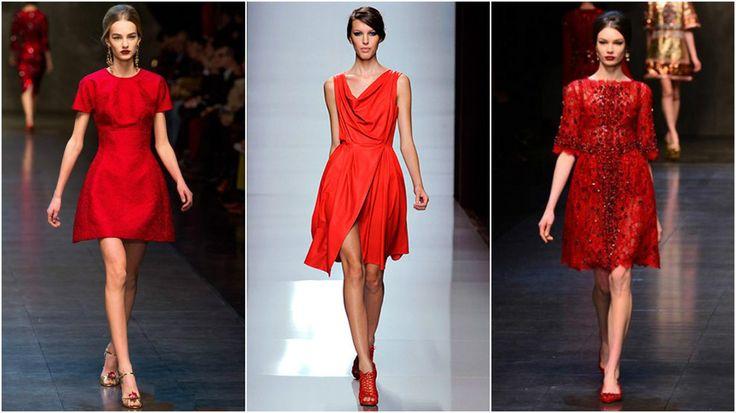 Красное платье. С чем носить❤  Легкое красное платье для коктейля  Лучшего платья для корпоратива или вечеринки вам не найти. Выбирайте платье длиной немного выше колена. Зато фасон и форма могут быть любыми. Главное – подчеркнуть в своей фигуре то, что все оценят по достоинству, будь то стройные бедра или пышная грудь. Раз уж платье надевается для веселого времяпрепровождения, то и дополнять его следует такими же легкими и незамысловатыми аксессуарами. Так вы полностью окунетесь в игривую…