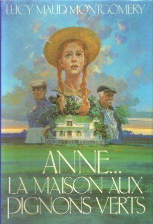 46 best livres de jeunesse coup de coeur images on for Anne la maison aux pignons verts