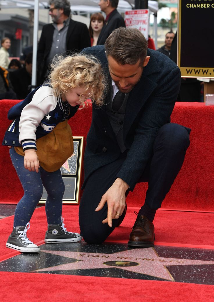 Just 18 Photos of Blake Lively and Ryan Reynolds' Daughters