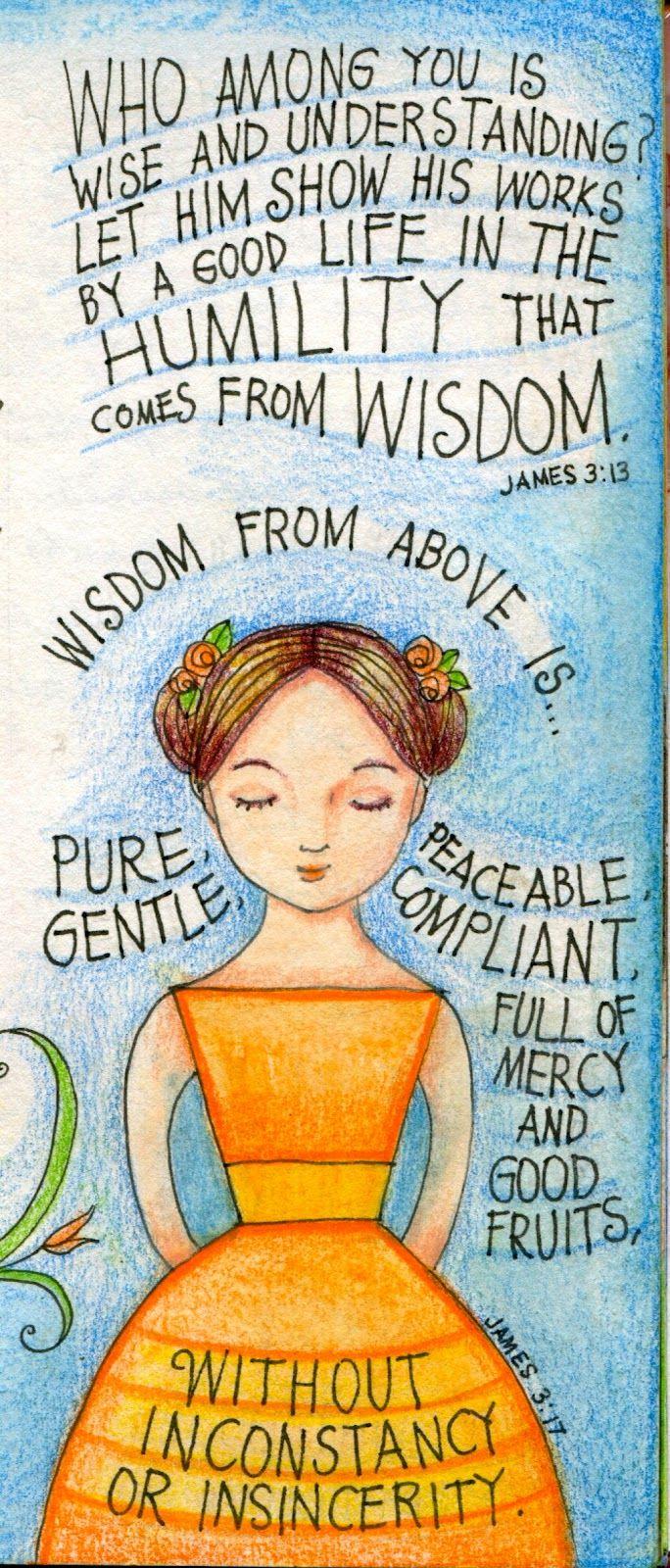 peggy aplSEEDS: Wisdom: Prayer Journal Illustration