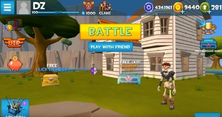 Rocket Royale Hack Free Gears No Survey Method Battle Royale Game Funny Photos Rocket