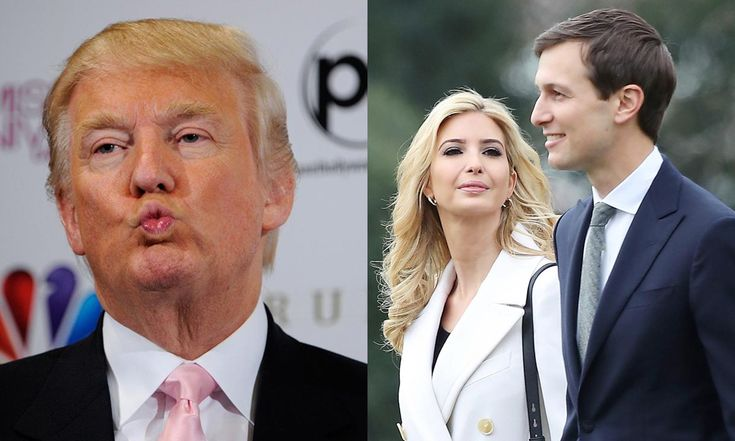 Trump Caught Charging Taxpayers For Jared And Ivanka's Use Of His Personal Helicopter: Report