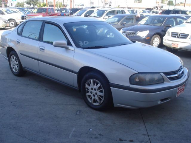 2003 Chevrolet Impala, 126,000 miles, $3,999.
