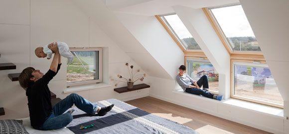 Voldoende daglicht in uw kamer is afhankelijk van de afmetingen van uw dakraam