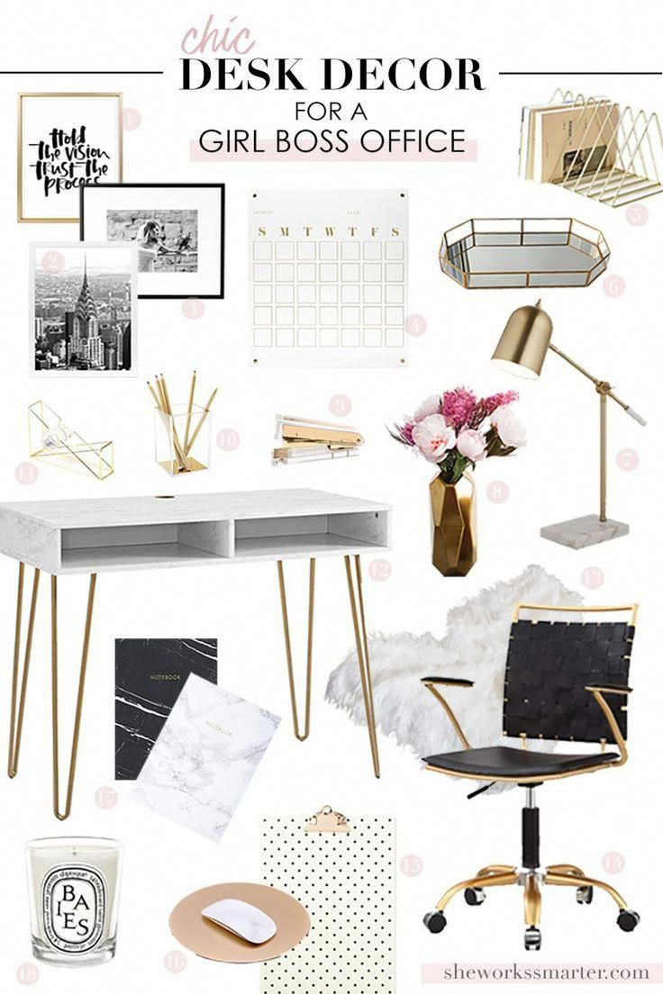 Affordable chic office accessories pictures