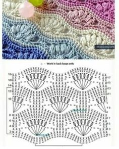 This is so pretty.  I might need to learn to read a chart.  ✿ƬⱤღ  https://www.pinterest.com/teretegui/✿༻