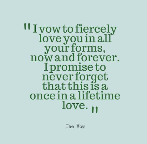 When Paige (Rachel McAdams) is involved a car crash, the memory of her fiancé Leo (Channing Tatum) vanishes and it's up to him to win her back.#thevow #quotes