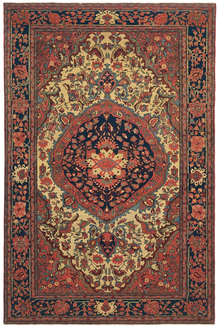 Basic Overview Of Antique Collectible Caucasian Rugs And