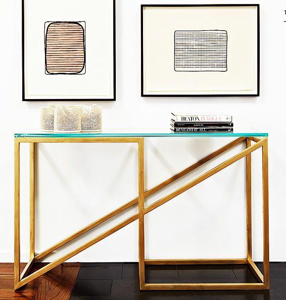 Meier/Ferrer Console Table