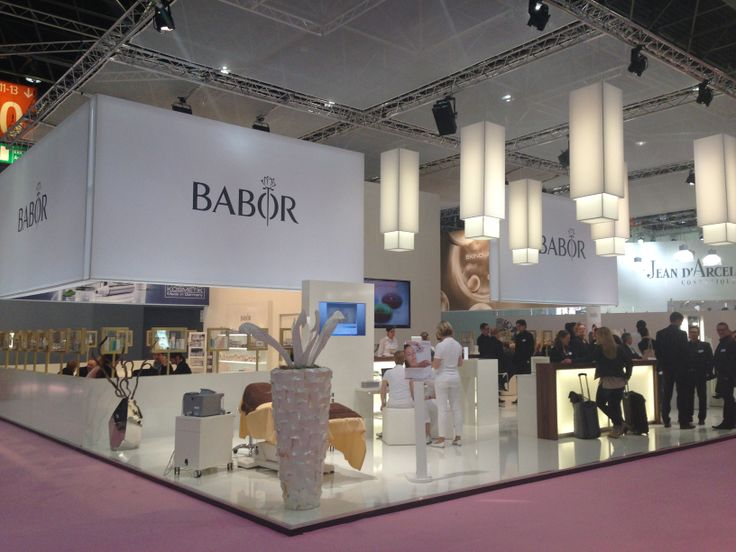BABOR booth at Beauty Dûsseldorf 2014  #babor #baborspa #beautydusseldorf2014 #baborsverige