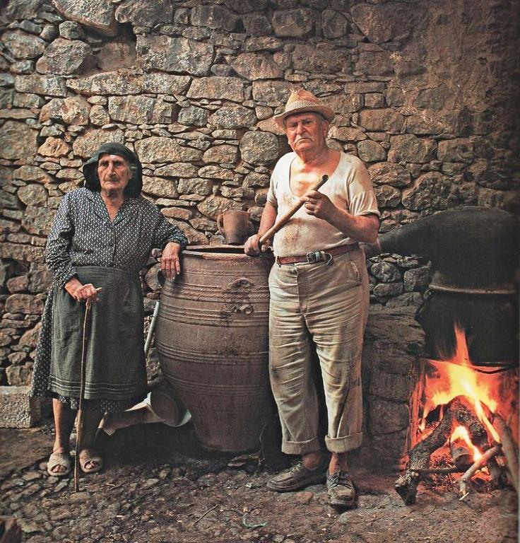 Distilling #Raki. #Crete #Greece