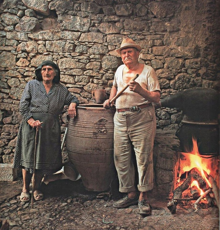 Distilling #Raki. #Crete #Greece