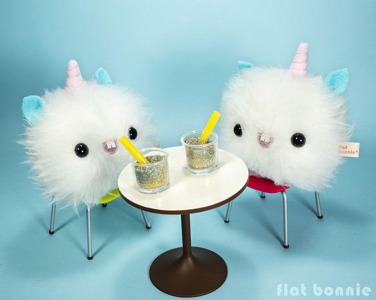 Unicorn Baby plush - Kawaii unicorn stuffed animal
