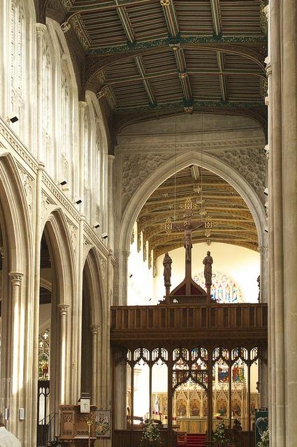 St. Mary's, Saffron Walden, Essex.