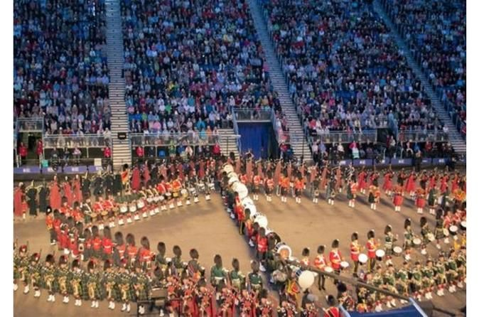 Royal Edinburgh Military Tattoo Tickets