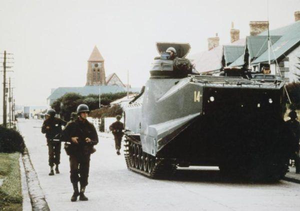 Perang 74 hari Inggris-Argentina