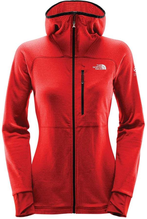 The North Face Summit L2 Proprius Grid Fleece Hooded Jacket