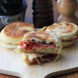 Prosciutto Breakfast Sandwich