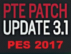 saat ini admin akan berbagi update PES 2017 PTE patch v3.1 terbaru yang bisa anda terapkan pada game PES 2017 agar full license dan mendapatkan berbagai update terbaru terkait bursa transfer pemain, kits, logo dan update lainnya yang bisa anda dapatkan didalam patch 3.1 yang saya share ini.