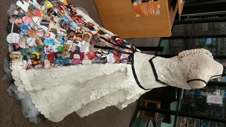 Summer @ Your Library Simi Valley Public Library Book Dress