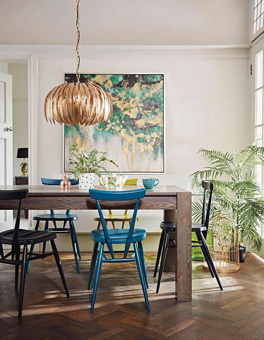 a8bb67e0a33b 10 Small dining room ideas to make the most of your space | Ideas ...