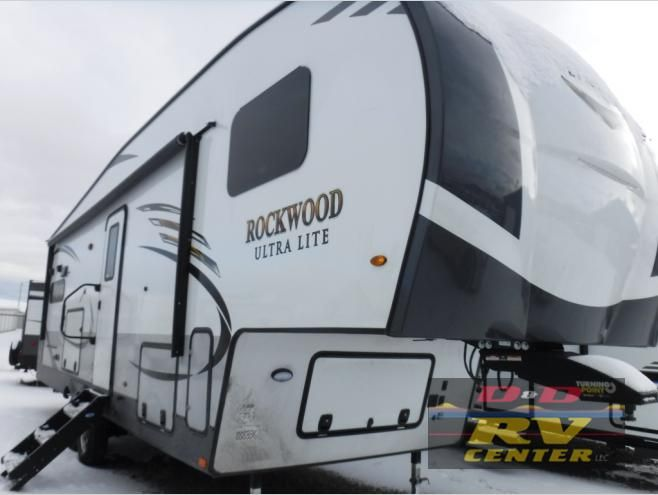 New 2019 Forest River Rv Rockwood Ultra Lite 2881s Fifth Wheel At