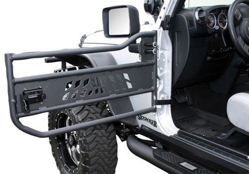 Jeep Accessory - Aries Off-Road Jeep Wrangler Aluminum Tubular Doors - JK